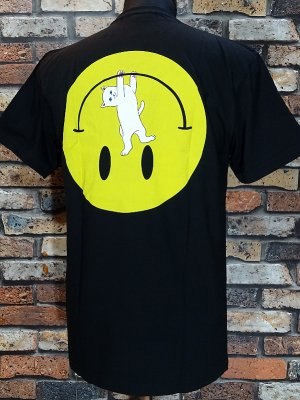 RIP N DIP リップンディップ Tシャツ (Everything Will Be OK Pocket Tee) カラー:ブラック