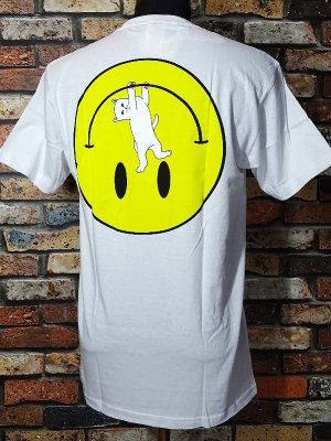 RIP N DIP リップンディップ Tシャツ (Everything Will Be OK Pocket Tee) カラー:ホワイト
