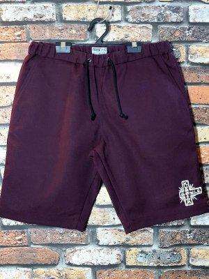 kustomstyle カスタムスタイル イージーショーツ (KSSP1905WI) taco mesa cross shorts カラー:ワイン