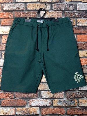 kustomstyle カスタムスタイル イージーショーツ (KSSP1905GR) taco mesa cross shorts カラー:グリーン