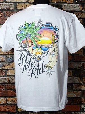 kustomstyle カスタムスタイル Tシャツ (KST1910WH) paraiso カラー:ホワイト
