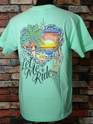 kustomstyle カスタムスタイル Tシャツ (KST1910MEL) paraiso カラー:メロン