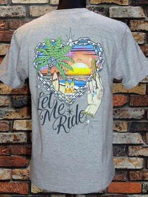 kustomstyle カスタムスタイル Tシャツ (KST1910GY) paraiso カラー:グレー