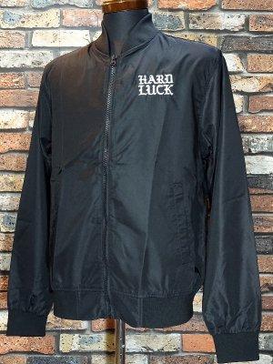 HARD LUCK ハードラック ジャケット  (BOMBER JACKET) カラー:ブラック
