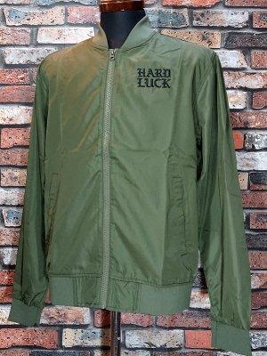 HARD LUCK ハードラック ジャケット  (BOMBER JACKET) カラー:オリーブ