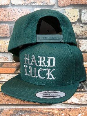 HardLuck ハードラック スナップバックキャップ  (OLD HAND SNAPBACK CAP) カラー:グリーン
