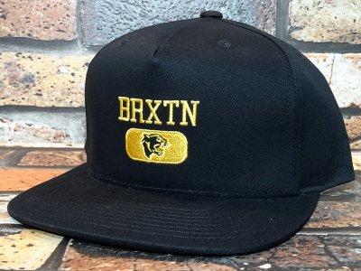 Brixton ブリクストン スナップバック キャップ forte vi mp snap back cap  カラー:ブラック