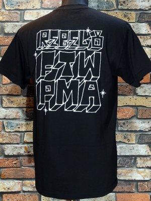 REBEL8 レベルエイト Tシャツ RIFA カラー:ブラック