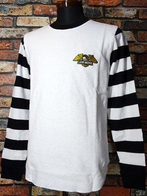 LOSER MACHINE ルーザーマシーン サーマルロングスリーブTシャツ(SOUTHCREST) カラー:ホワイト
