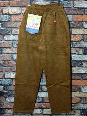 Cookman クックマン Chef Pants シェフパンツ ルーズフィット イージーパンツ (Corduroy) コックパンツ カラー:ブラウン