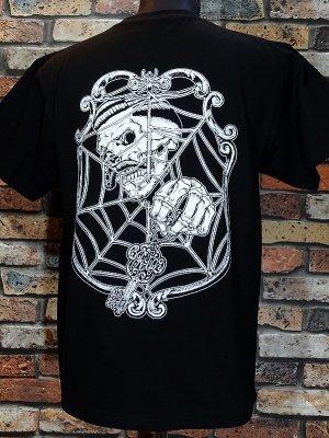 RealMinority リアルマイノリティー  Tシャツ (Calavenazo) カラー:ブラック
