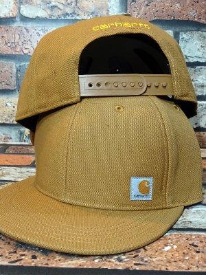 CARHARTT カーハート ASHLAND CAP BLACK 101604 アシュランド スナップバックキャップ カラー:ブラウン