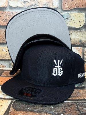 OG Classix  オージークラッシックス  スナップバックキャップ (OG CROSS) SNAP BACK CAP カラー:ブラック