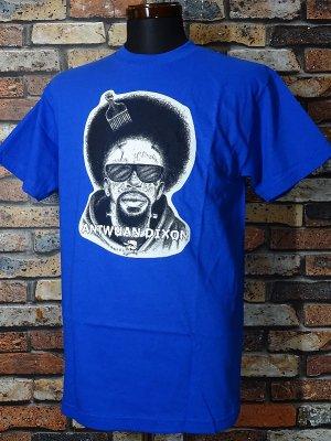 HardLuck ハードラック Tシャツ (Antwuan Dixon) カラー:ブルー
