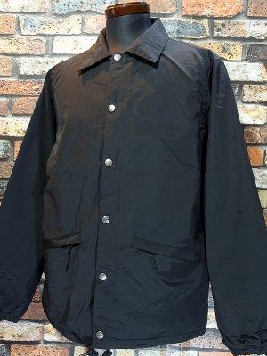BLUCO ブルコ  コーチジャケット (OL-041-020) coach jacket カラー:ブラック