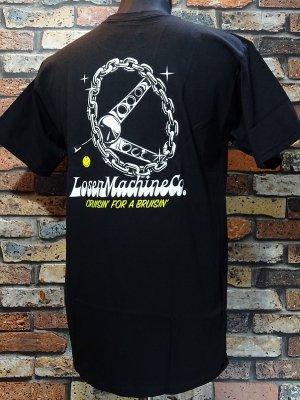 LoserMachine ルーザーマシーン Tシャツ (CRUISIN) カラー:ブラック