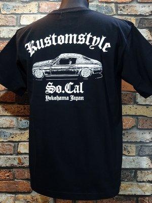 kustomstyle カスタムスタイル Tシャツ (KST2010BK) evil course カラー:ブラック