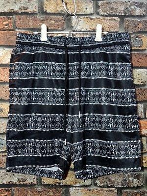 kustomstyle カスタムスタイル ボードショーツ (KSBOSP0902BK) bandana border easy board shorts カラー:ブラック