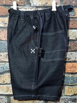Bluco ブルコ  ストレッチイージーショーツ (OL-005D-020) stretch easy shorts カラー:ブラック