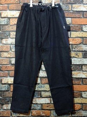 Bluco ブルコ  ストレッチ イージー パンツ (OL-008D-020) stretch easy PANTS カラー:ブラック