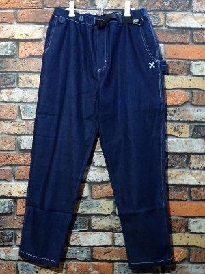 Bluco ブルコ  ストレッチ イージー パンツ (OL-008D-020) stretch easy PANTS カラー:インディゴ