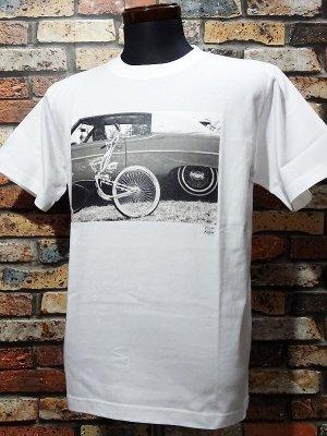 kustomstyle カスタムスタイル Tシャツ (KST2014WH) billie th3 kid photo カラー:ホワイト