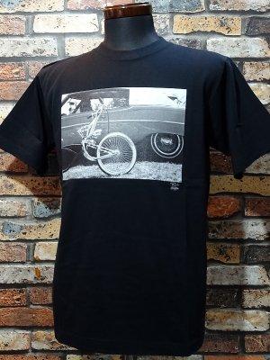 kustomstyle カスタムスタイル Tシャツ (KST2014BK) billie th3 kid photo カラー:ブラック