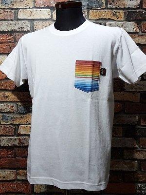 OG Classix オージークラッシックス Tシャツ (OG522) serape pocket カラー:ホワイト