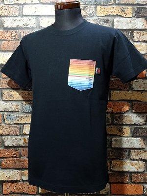 OG Classix オージークラッシックス Tシャツ (OG522) serape pocket カラー:ブラック