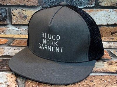 Bluco ブルコ  メッシュキャップ (OL215)  カラー:グレー