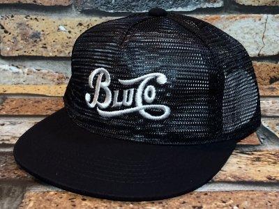 Bluco ブルコ  メッシュキャップ (OL220)  カラー:ブラック