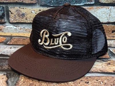 Bluco ブルコ  メッシュキャップ (OL220)  カラー:ブラウン
