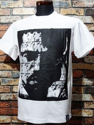RealMinority リアルマイノリティー  Tシャツ (X) カラー:ホワイト