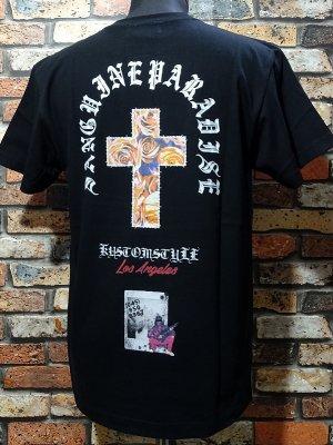 kustomstyle カスタムスタイル Tシャツ (KST2017BK) sanguine paradise カラー:ブラック