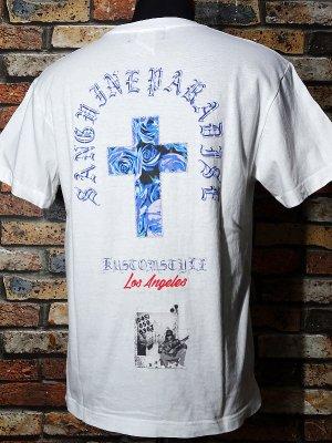 kustomstyle カスタムスタイル Tシャツ (KST2017WH) sanguine paradise カラー:ホワイト