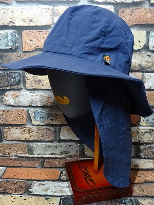ADAMS Extreme Vacationer Bucket hat  カラー:ネイビー