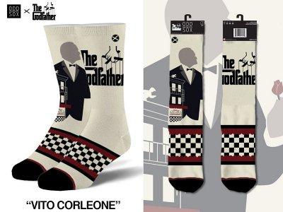 ODD SOX オッドソックス (Vito Corleone)