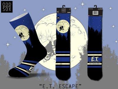 ODD SOX オッドソックス (E.T. Escape)