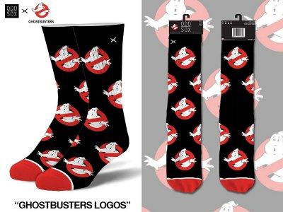 ODD SOX オッドソックス (Ghostbusters Logos)
