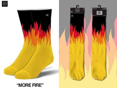 ODD SOX オッドソックス (More Fire)
