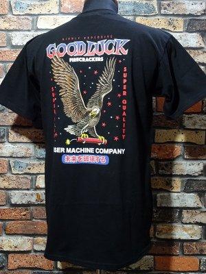 LoserMachine ルーザーマシーン Tシャツ (CONDOR FIRECRACKER) カラー:ブラック