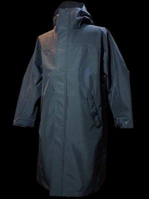 parasite パラサイト オリジナル スリーレイヤー ロングコート (THREE LAYER COAT) カラー:ブラック