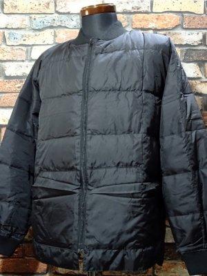 ZANTER JAPAN ザンタージャパン  インナーダウンジャケット (3610) Zanter down jacket  カラー:ブラック