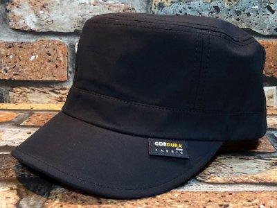 Cordura WorkCap コーデュラ ワークキャップ カラー:ブラック
