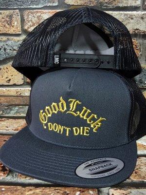 LoserMachine ルーザーマシーン メッシュキャップ (GLDD) snapback mesh cap カラー:チャコール