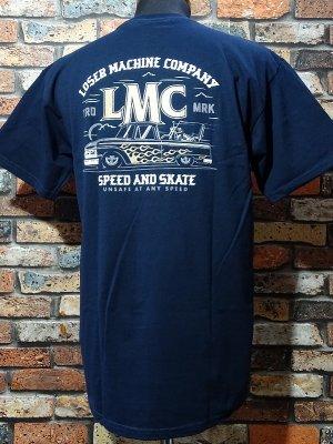 LoserMachine ルーザーマシーン Tシャツ (KUSTOM) カラー:ネイビー