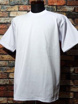 PRO CLUB プロクラブ Tシャツ(#101 HEAVY WEIGHT T-SHIRTS) 無地Tシャツ カラー:ホワイト
