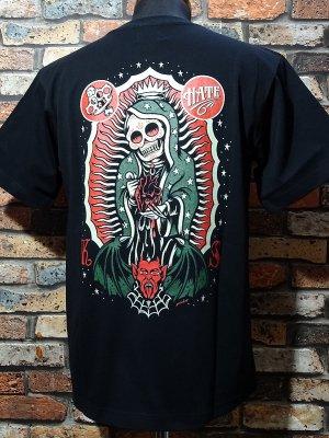 kustomstyle カスタムスタイル Tシャツ 20th ANIV. REPRINT SERIES (KST0509) maria skull カラー:ブラック