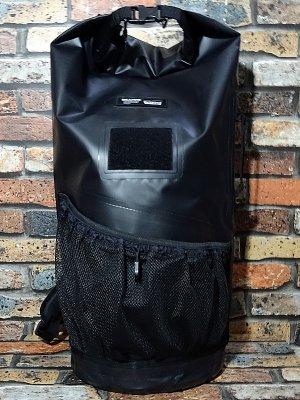 Bluco ブルコ DRY BACKPACK バックパック (OL-500-021) ターポリン素材 カラー:ブラック