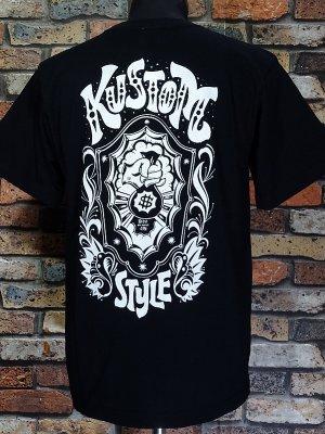 kustomstyle カスタムスタイル Tシャツ 20th ANIV. REPRINT SERIES (KST0202BK) $ カラー:ブラック